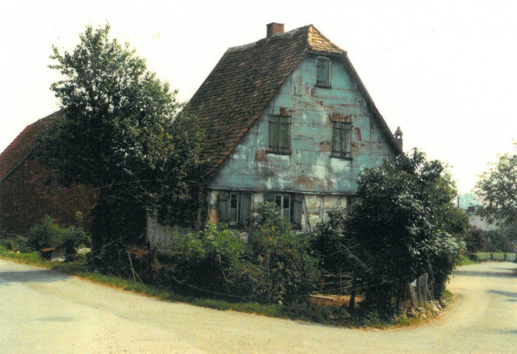 1992 Das alte Haus Hilpert