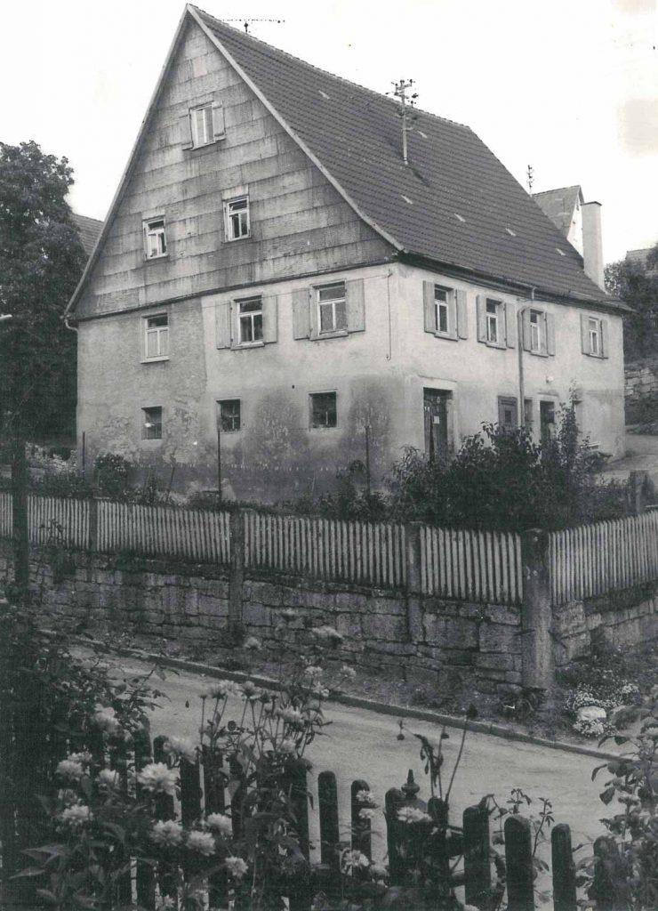 """Das alten Haus Bräuniger / Kist an der """"Lindensteige"""""""