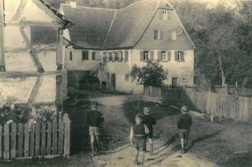 Die Alte Mühle in Liebesdorf