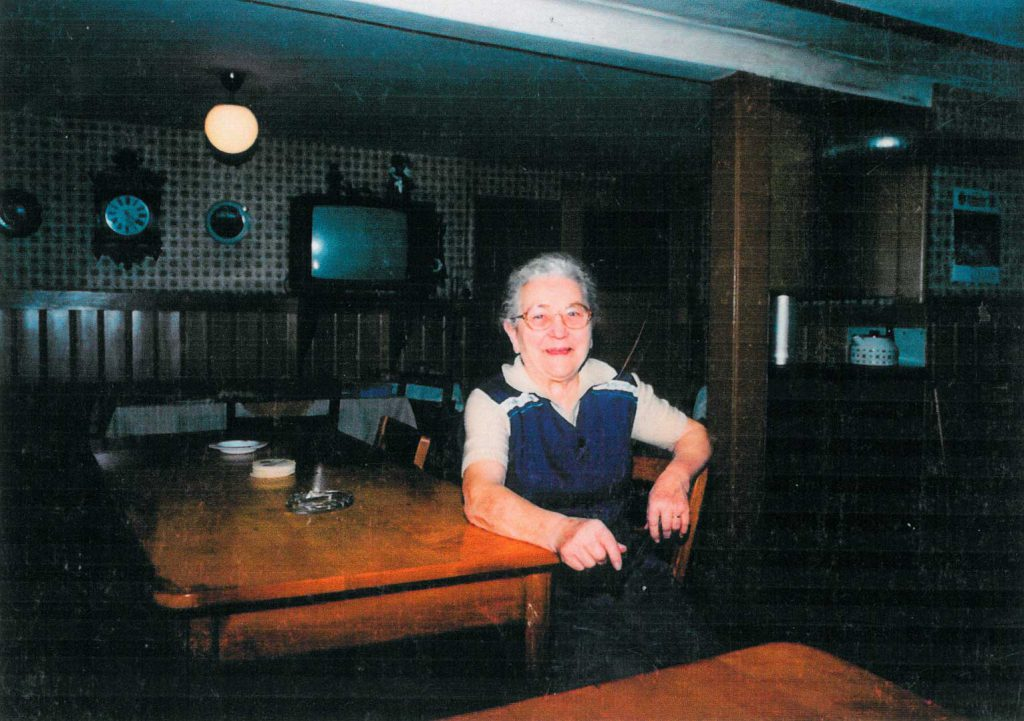 Die Ochenwirtin Sofie Beck