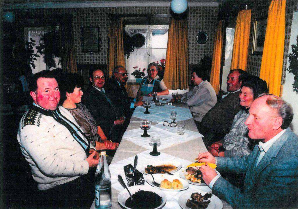 In der früheren Gaststätte Zum Ochsen