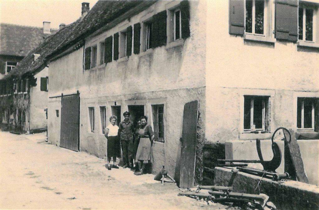 Die alte Schmiede, Haus Ehrmann in der Oberen Gasse